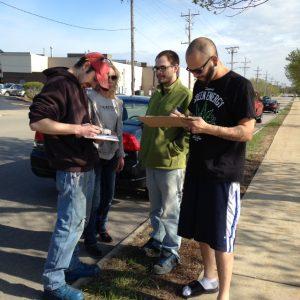 Signature drive to legalize marijuana