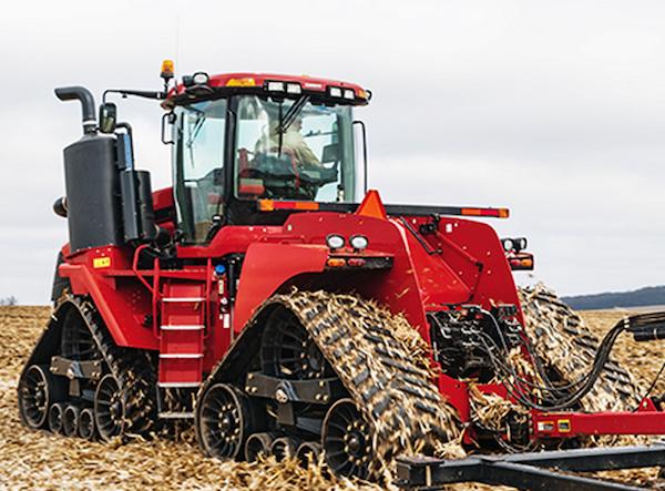CNH Industrial Case tractors