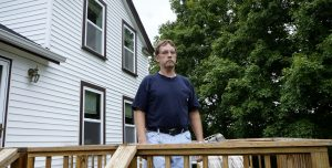 Tim Hupp sold his home to We Energies
