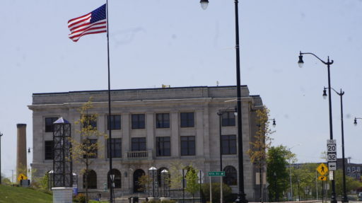 Racine City Hall bomb threat