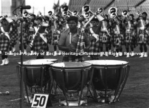Drum and bugle
