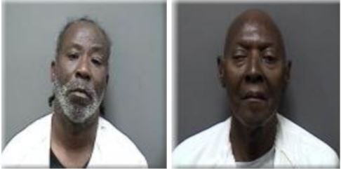 Brothers accused of intimidating witnesses