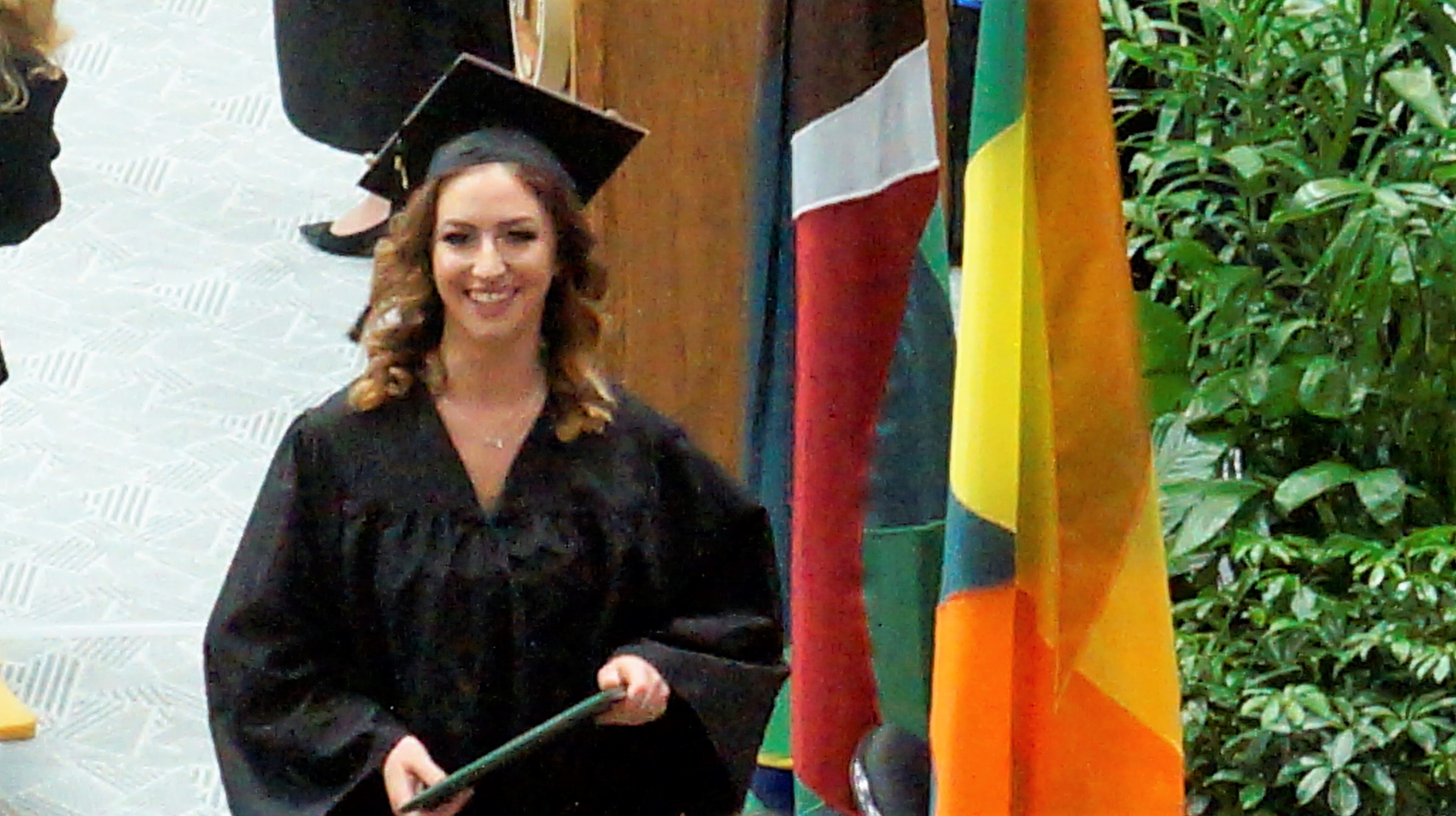 graduation University of Wisconsin-Parkside graduation