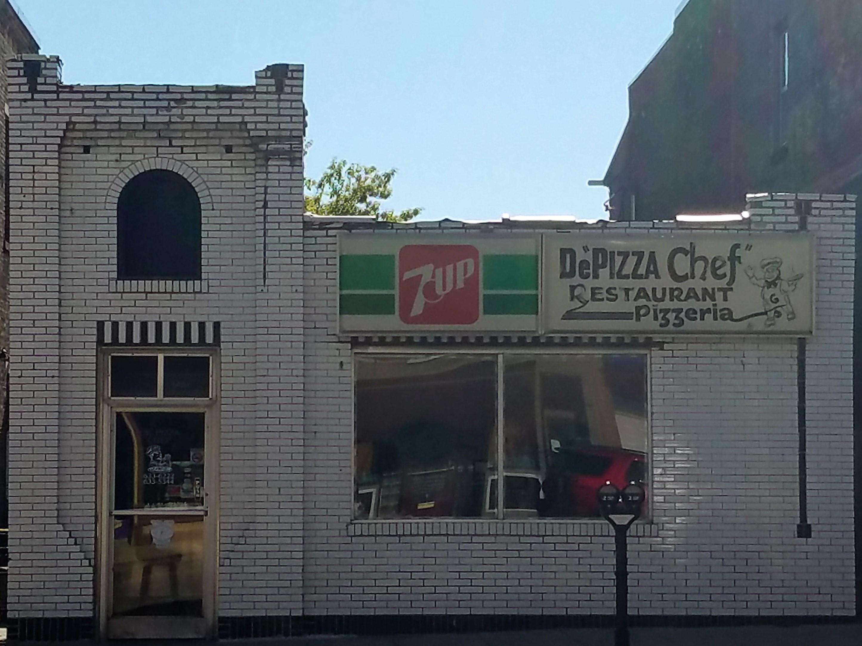 De'Pizza Chef