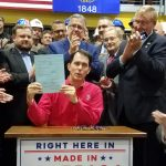 Foxconn bill signed