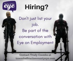Eye on employment