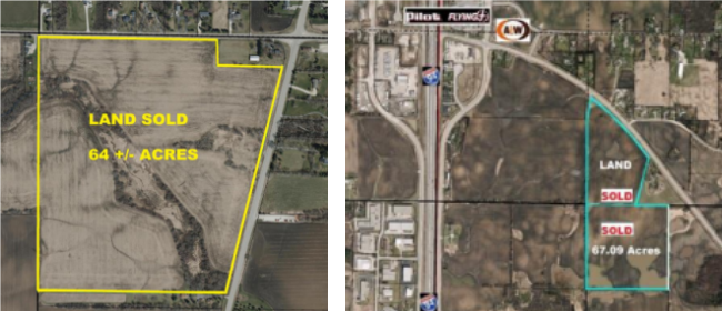 Investors Land on Highway K and Highway 38