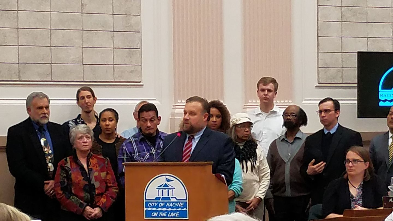 Cory Mason sworn in as mayor