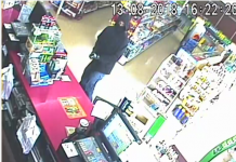 Armed robbery Deli Food Express