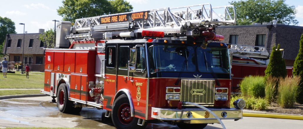 fire; damage; South Memorial Drive