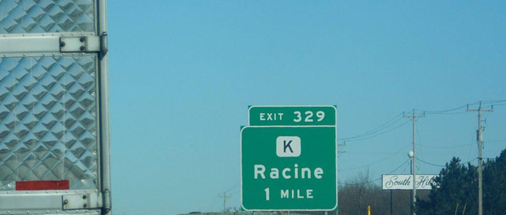 Interstate 94 Racine County Sheriff's Department