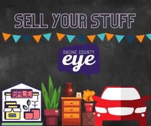sell your stuff, racine County eye